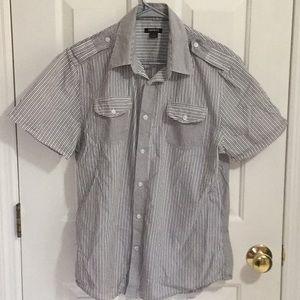 Men's button down Express size L